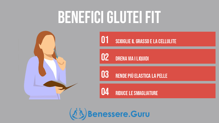 Benefici Glutei Fit